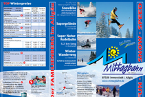Flyer Winter